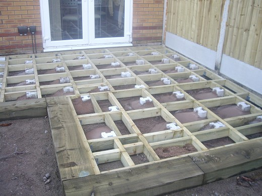 Stafford Decking And Landscape Maintenance Specialists
